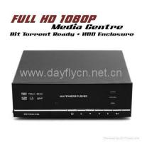 "Cheap Full HD 1080p 3.5""SATA HDD Network Media Player WIFI BT/Internet Radio SD/MMC wholesale"