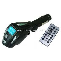China Car Mp3 Player with Remote Controner wholesale
