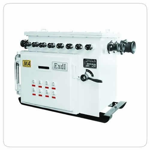 Quality |Mine Use Switchgear>>1140V Switchgear>>QBC-4*40/600(380)explosion-proof switchgear for sale
