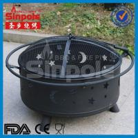 Buy cheap Star&Moon Fire Pit/BBQ Grills(SP-FT070) from wholesalers