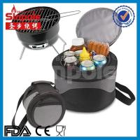 Buy cheap 2in1 BBQ Grill with cooler Bag(SP-CGT04) from wholesalers