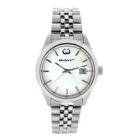 Stainless Steel Brush Japan Mechanical Watch