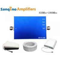 China Sanqino Home 2G/3G Dual Band Cell Phone Signal Amplifier wholesale