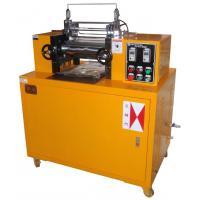 China Lab two roll mill wholesale