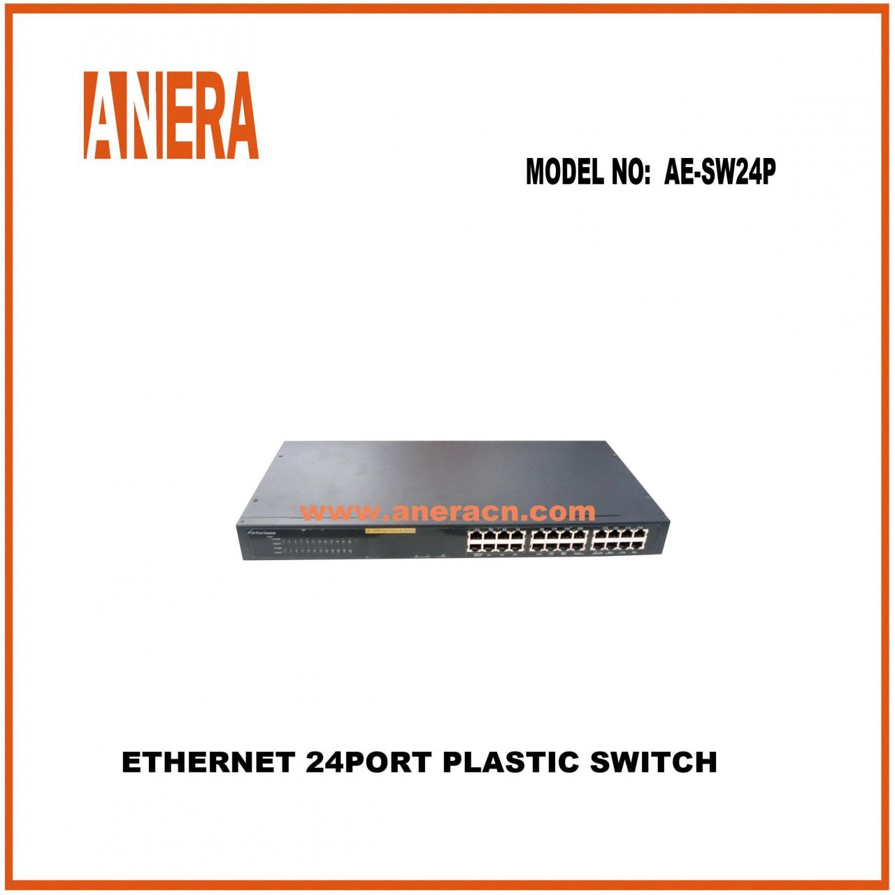 China ETHERNET 24PORT SWITCH AE-SW24P-MS wholesale