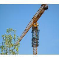 QTZ100P(6012) Hydraulic Lifting Flat-top Tower Crane for Construction