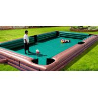 China sports game inflatable human billiards,CUZU balls game wholesale