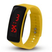 China Popular Touch Screen Sport Watch Silicone Watch Bracelet wholesale