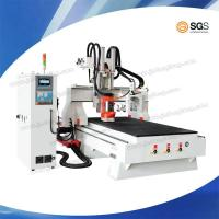 China Auto Tool Changer Woodwofking CNC Center with Hsd Drill and Saw wholesale