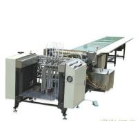 LX-650A Automatic Paper Gluing Machine with Feeder