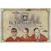 China 2015-16 Leaf In The Game Used (2016) Hockey Hobby Box wholesale