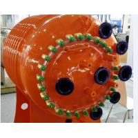 Buy cheap Half Pipe - coiled pipe glass lined reactor 500L , ASME Certification chemical reactor from wholesalers