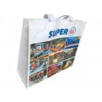 China Woven and coated tote bags wholesale