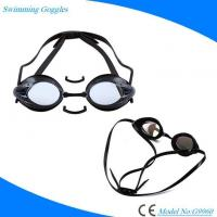 Cool Adult Slicone No-leaking Swimming Glasses with Fog Resistant Tech Lens