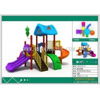 China Exported to Chile Playground Equipment Galvanized Steel Anti-rust Y81113-5 wholesale