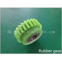 China rubber gear wholesale