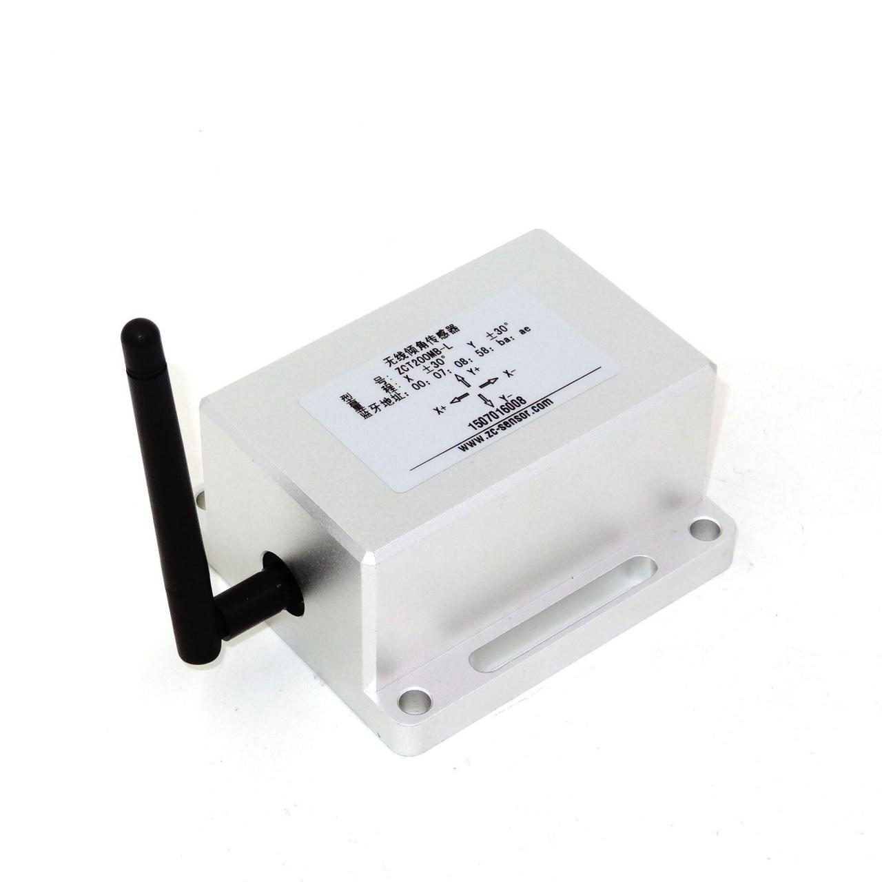 China Wireless Inclinometer Dual Axis Wireless Tiltmeter ZCT200MB wholesale