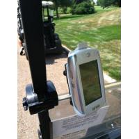 Golf Buggy Mount for Golf Buddy Platinum and World Platinum-Golf Course GPS Units