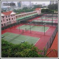 China Public Indoor Tennis Courts and Field Club Center Flooring wholesale