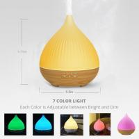 China Wooden Essential Oil Humidifier wholesale