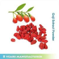 China Factory Supply Polysacchrides 50% Wolfberry extract food additives wholesale