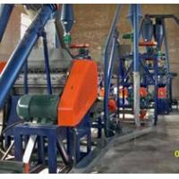 Wholesale Room temperature preparation of waste tires fine rubber powder production line from china suppliers