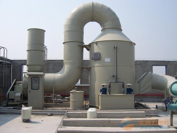 Quality Industrial waste gas treatment equipment for sale
