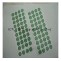 Wholesale High temperature adhesive tape Green rubber high temperature from china suppliers