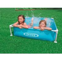 China Intex Mini Frame Pool, Blue wholesale