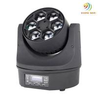 Wholesale 6*15W Mini Bee Beam Beam Light Series from china suppliers