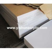 Wholesale 4mm milky white plexiglass sheet for advertising sign from china suppliers