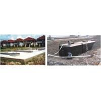 China Wastewater Treatment in an integrated manner buried sewage treatment equipment wholesale