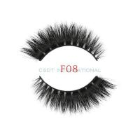 Premium 3D Mink Lash Private Label Strip False Eyelashes Wholesale 100% Real Mink Fur Handmade