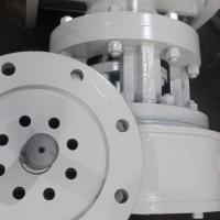 Butterfly Valves View more Worm Gear QT450NiCr Flange Triple Eccentric Butterfly Valve