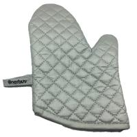 China Onerbuy Oven Mitts - Quilted Cotton Lining Potholder Gloves - Heat Resistant Oven Mitts for Baking,C wholesale
