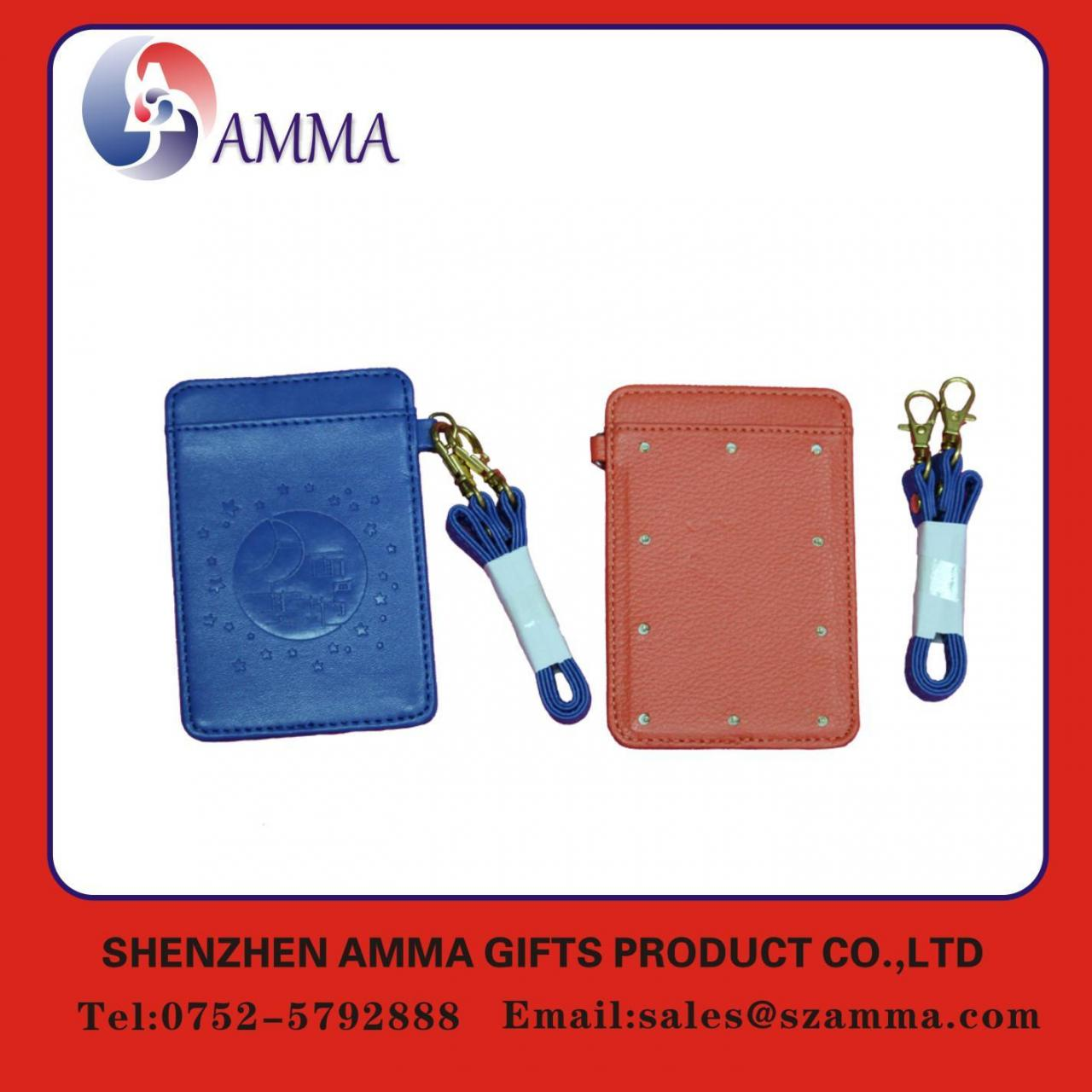 China Promotional plastic bus card holder wholesale