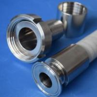 China Pharmaceutical-grade hose SMS quick connector wholesale
