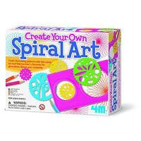Buy cheap 4M Spiral Art from Great Gizmos from wholesalers