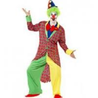 Beards And Moustaches Clown Costume
