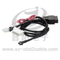 Automobile diagnostical cable OBD-TOYOTA