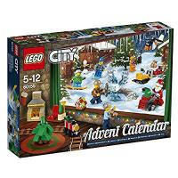 Buy cheap LEGO 60155 City Advent Calendar 2017 Construction Toy by LEGO from wholesalers