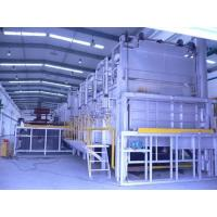 China Step type steel vessels H/T line wholesale