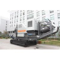 Crushing Equipment Hydraulic-driven Track Mobile Plant