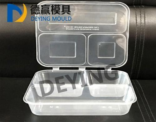 Quality Multi-grid disposable lunch box mold for sale