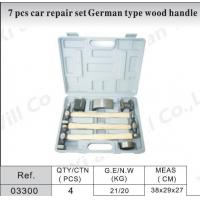 China 7 pcs car repair set German type wood handle 03300 wholesale