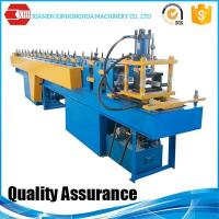Metal Hat Profile Channel Forming Machine