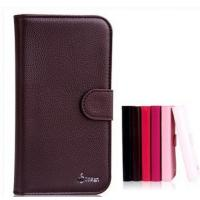 China Samsung HOME samsung I9082 leather case (Lichee pattern ) wholesale