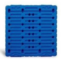 China 2、High Strength Hollow Blow-molding Plastic Pallet P1414 wholesale