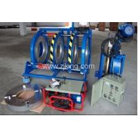 Cheap Field Welding Machines ZK 630 Hydraulic Butt Fusion Welding Machine wholesale