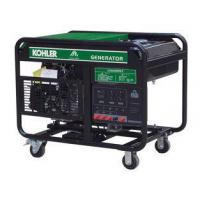 China 6KW 230V / 400V Kohler Gasoline Generator Set,Open Type OHV,Powered by KOHLER wholesale